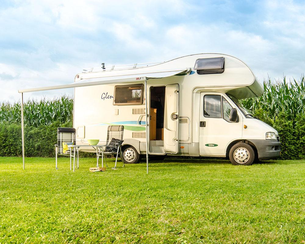 Mini Camping Tesseplekke - Kampeerplek Camper in Veessen aan de Ijssel en veluwe