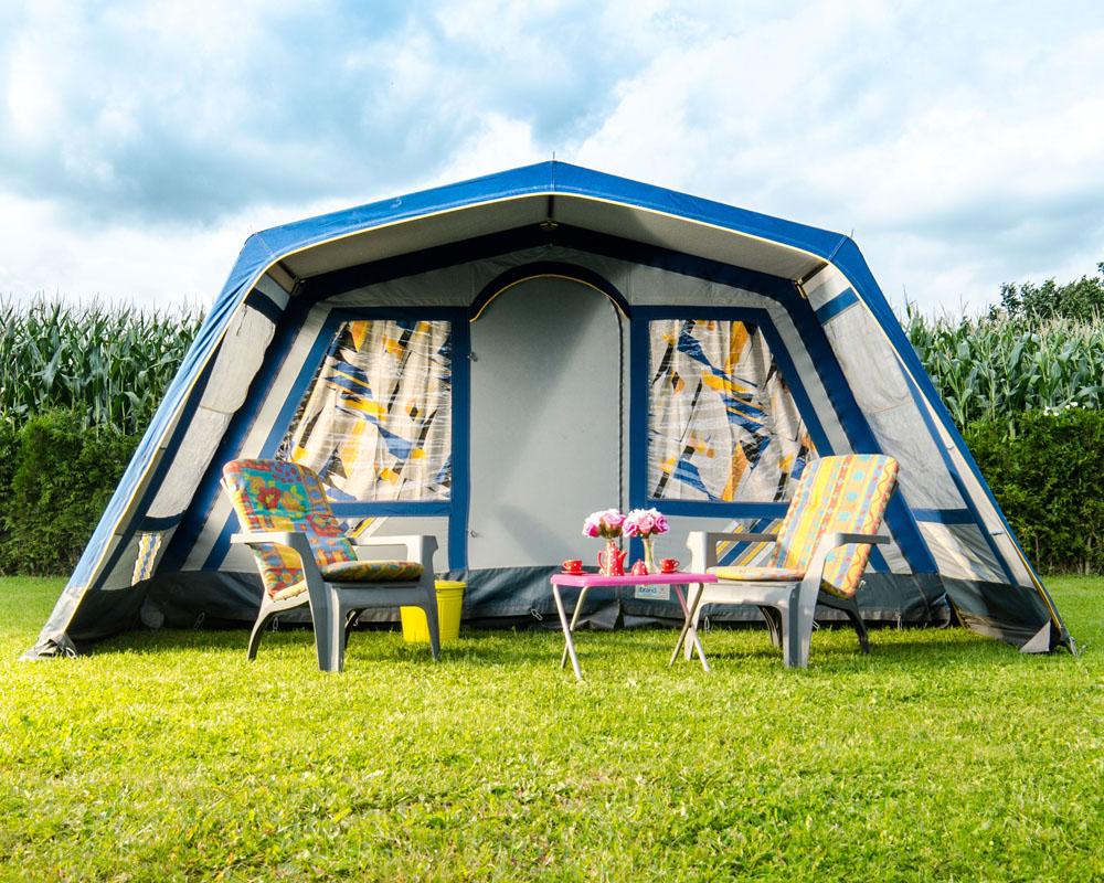Mini Camping Tesseplekke - Kampeerplek Tent in Veessen aan de Ijssel en veluwe