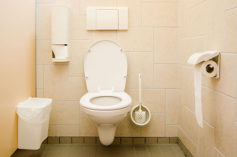 Faciliteiten voor een prettig verblijf op camping de tesseplekke - Toilet faciliteiten ...